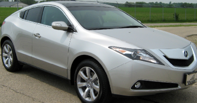 Acura Zdx price in nigeria