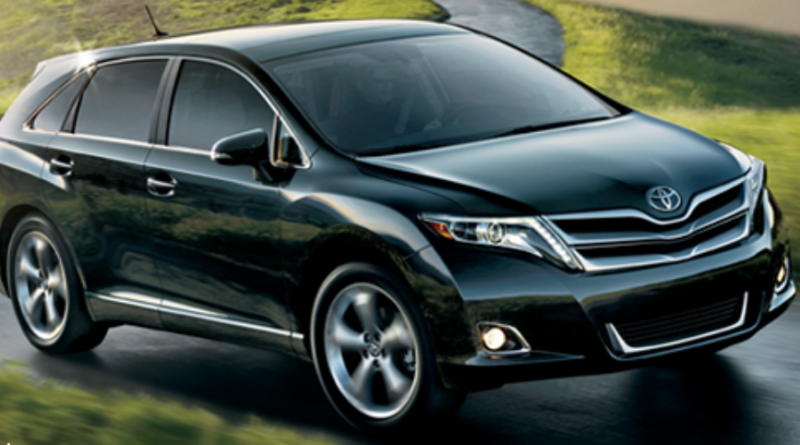 Toyota Venza price in nigeria