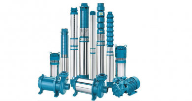 Submersible Pumping machine