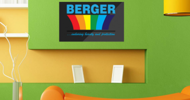 Berger Paints Price List