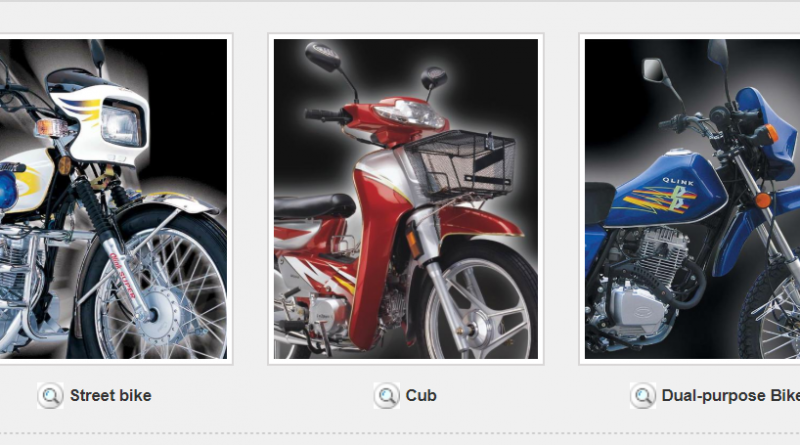 Qlink motorcycle price in nigeria